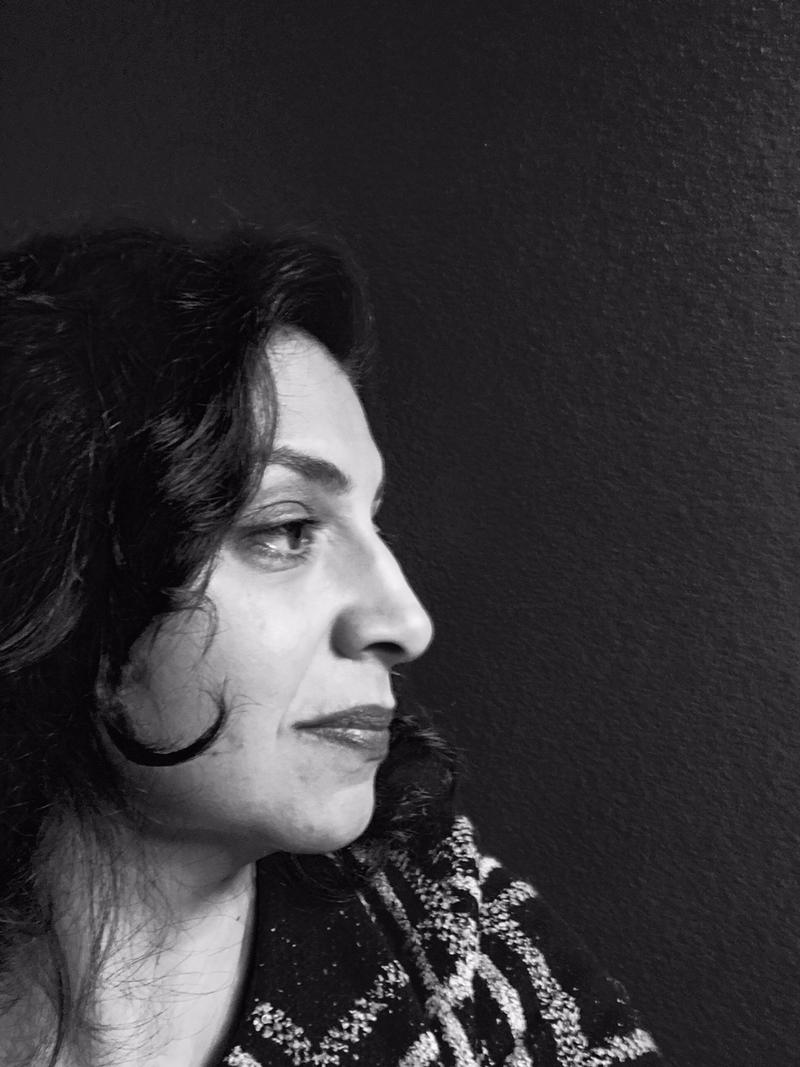 "Poet and translator Lena Khalaf Tuffaha's new collection is ""Water & Salt."""