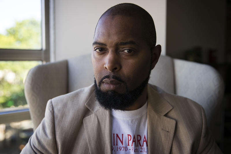 Andre Taylor's brother Che Taylor was shot and killed by police in 2016. Now he is working on an initiative that would change Washington's use of deadly force law.