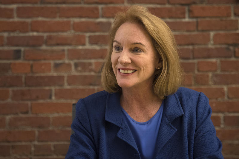 Jenny Durkan, former U.S. attorney, is running for Seattle mayor this year. Consultant Cathy Allen said she and collegues have been trying to convince her for the last decade to run for office.