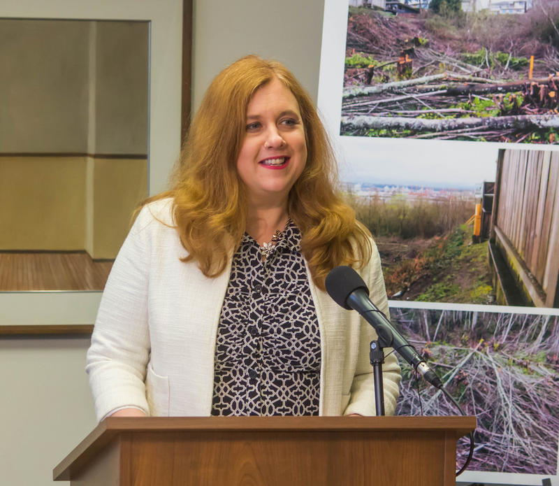 Seattle City Councilmember Lisa Herbold