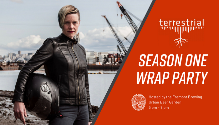 Celebrate the end of season one of terrestrial with KUOW and Host Ashley Ahearn.