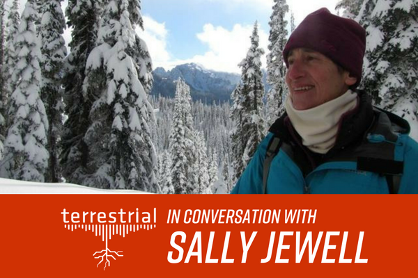 Join us on August 30 for an evening with Sally Jewell.
