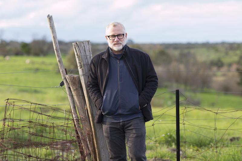 Author Tom Perrotta