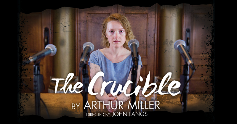 Front Row Center will be at 'The Crucible' on Saturday, October 21.