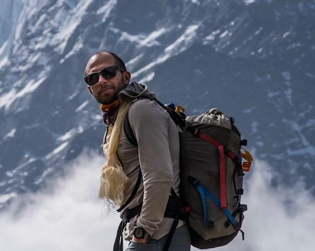 Dallas Glass is a professional mountain guide for International Mountain Guides.