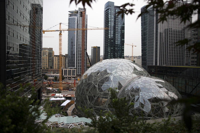 Amazon confirmed a second and 'full equal' headquarters somewhere other than in the Puget Sound region.