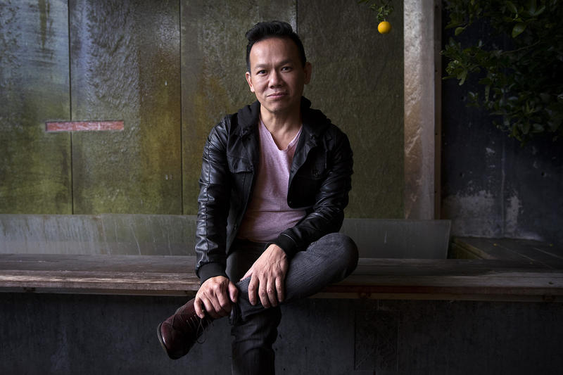Tam Nguyen, the owner of Tamarind Tree, a Vietnamese restaurant in Seattle's Little Saigon neighborhood poses for a portrait on Thursday, October 12, 2017, at the restaurant in Seattle.