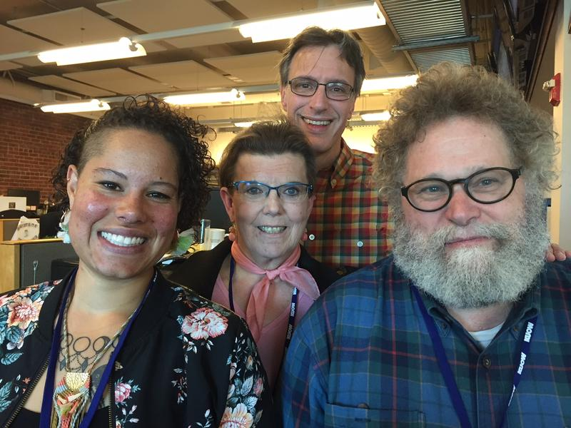 'Week In Review' panel Nikkita Oliver, Cathy Allen, Knute Berger and Bill Radke