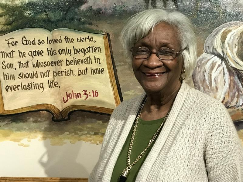 Reverend Dr. Phyllis Beaumonte, historian and associate minister at Mount Zion Baptist Church in Seattle's Central District.