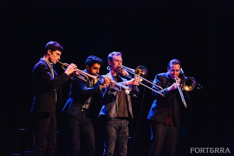 The Westerlies at The Moore Theatre