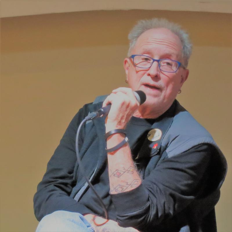 Bill Ayers at Impact Hub Seattle