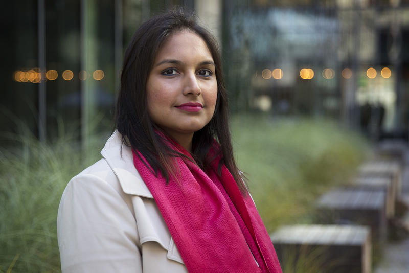 Journalist and author Ruchika Tulshyan says Amazon is not immune to the tech industry's diversity problems.