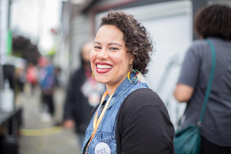 Nikkita Oliver, attorney, activist, and artist