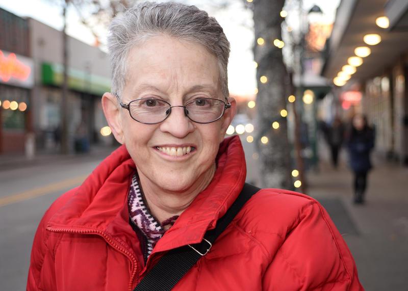 Poet Melinda Mueller