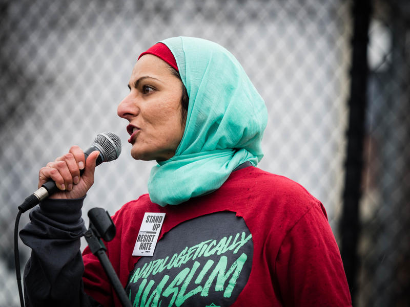 Aneelah Afzali, Executive Director of MAPS-AMEN
