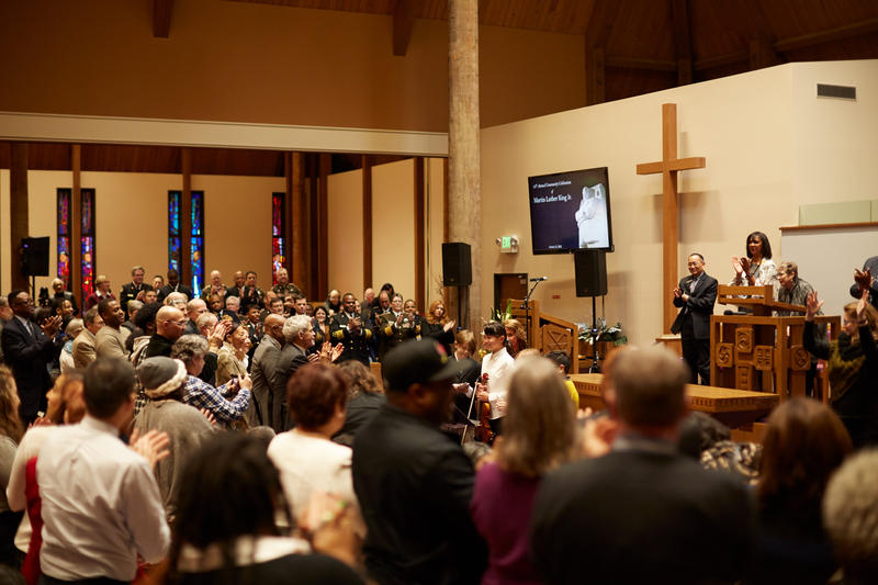 45th Annual Community Celebration of Martin Luther King Jr.