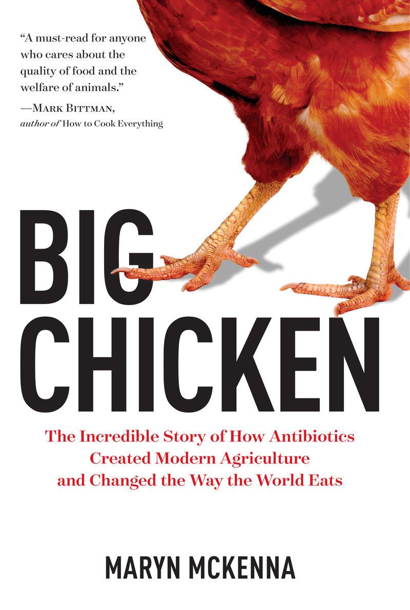 Maryn McKenna's 'Big Chicken'