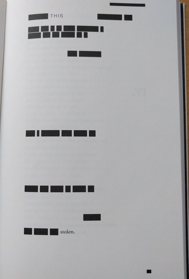 Final redaction