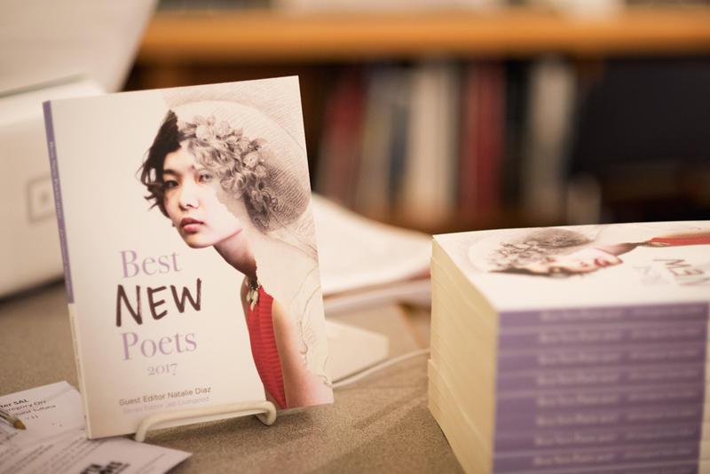 'Best New Poets 2017'