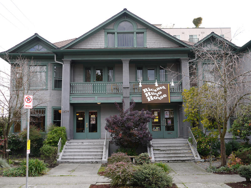 The Richard Hugo House on Capitol Hill in Seattle, 2010