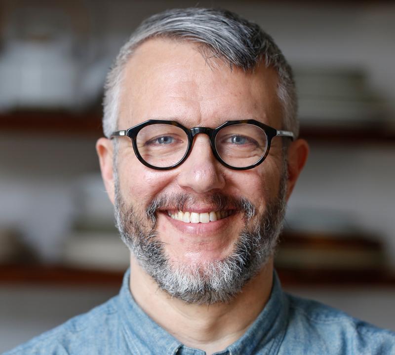 Author Jonathan Kauffman.