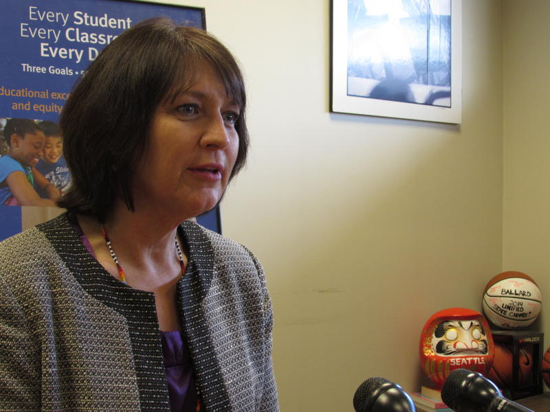 Denise Juneau is the former Montana superintendent of public instruction. She also ran unsuccessfully for Congress in 2016.