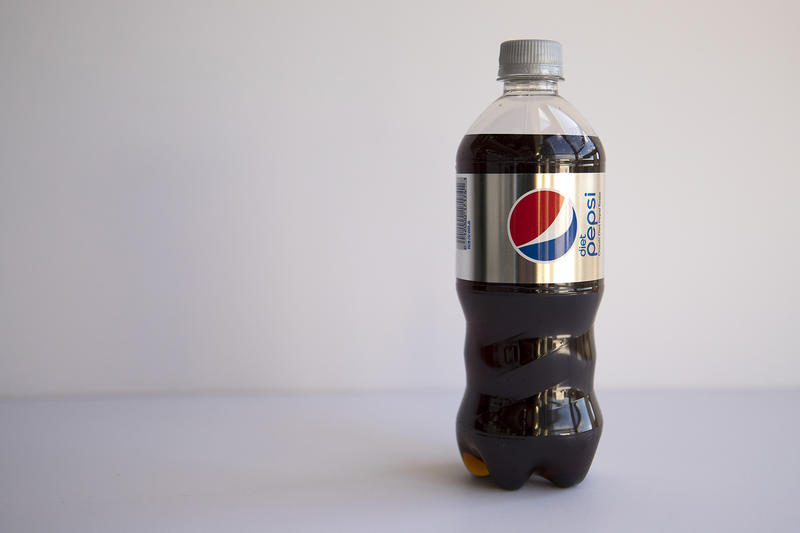 Soda tax: Diet Pepsi is not taxed, because it has no traditional sweetener.