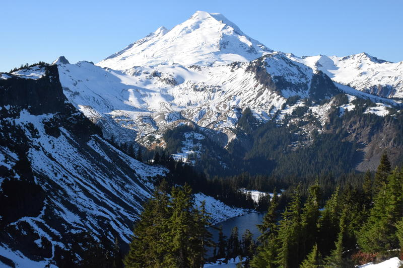 File photo: Mount Baker