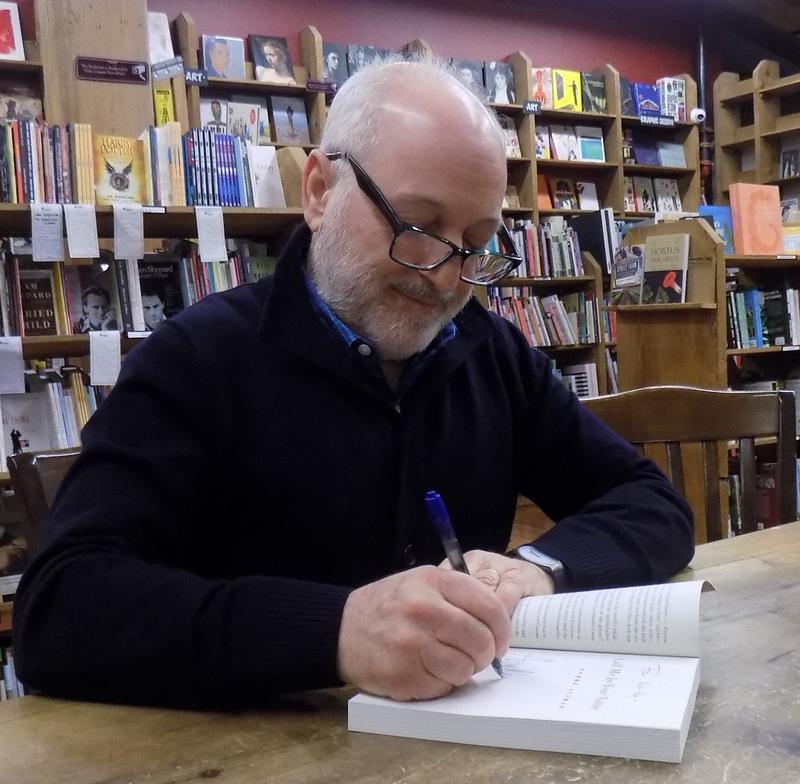 André Aciman at The Elliott Bay Book Company