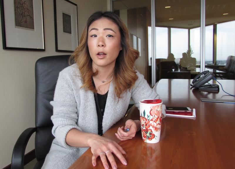 King County Young Democrats Chair Cecilia Jeong said investigating the complaint against Bailey Stober was a difficult process.