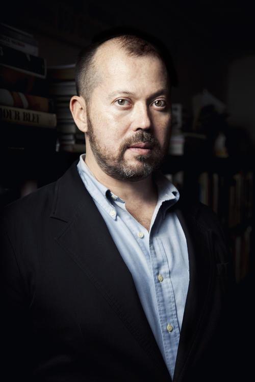 Author Alexander Chee