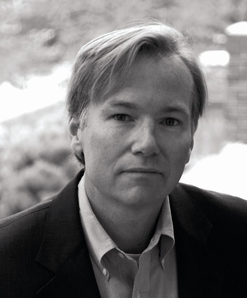 Author Steve Coll