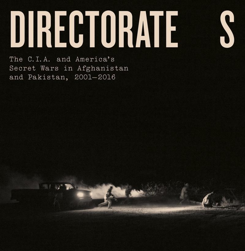 Steve Coll's 'Directorate S'
