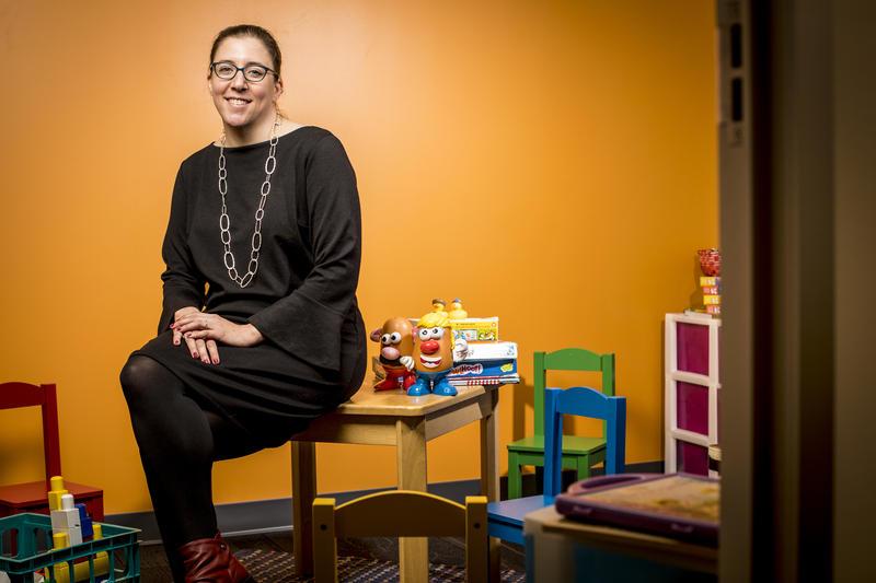University of Washington associate psychology professor Kristina Olson