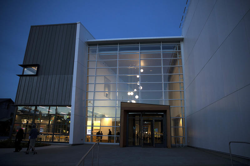 The new Nordic Museum is shown on Wednesday, May 2, 2018, in Seattle. KUOW Photo/Megan Farmer