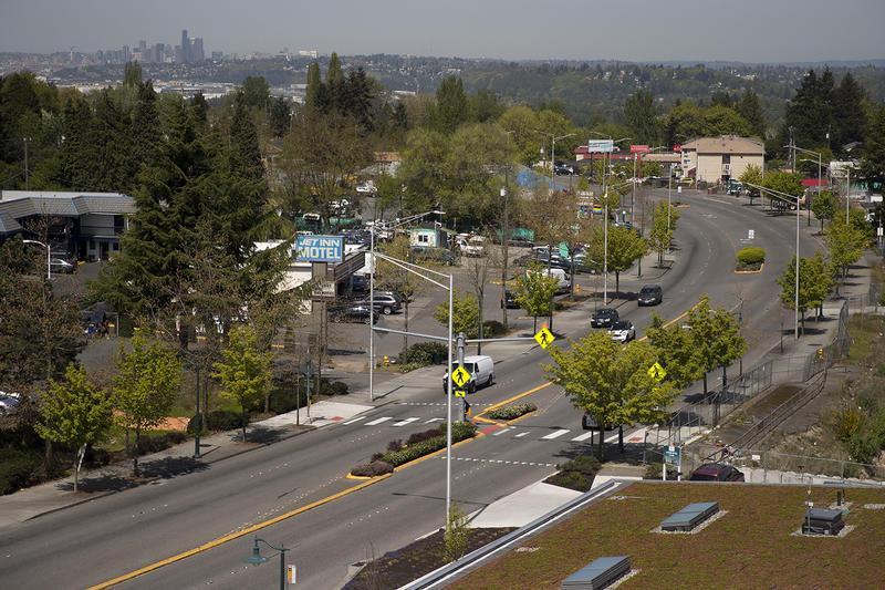 Tukwila International Boulevard