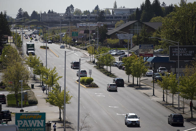 Tukwila International Boulevard, which was once highway 99, is at the heart of our Tukwila reporting.