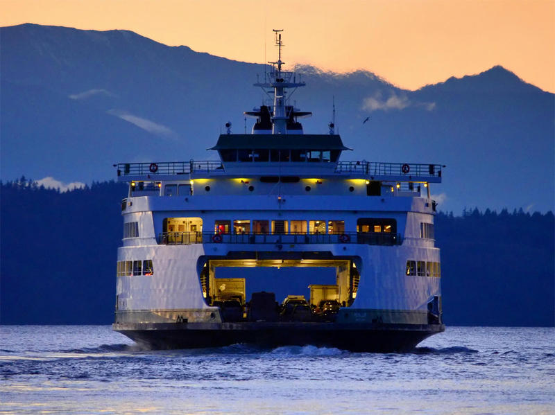MV Puyallup is one of the biggest ferries in the fleet