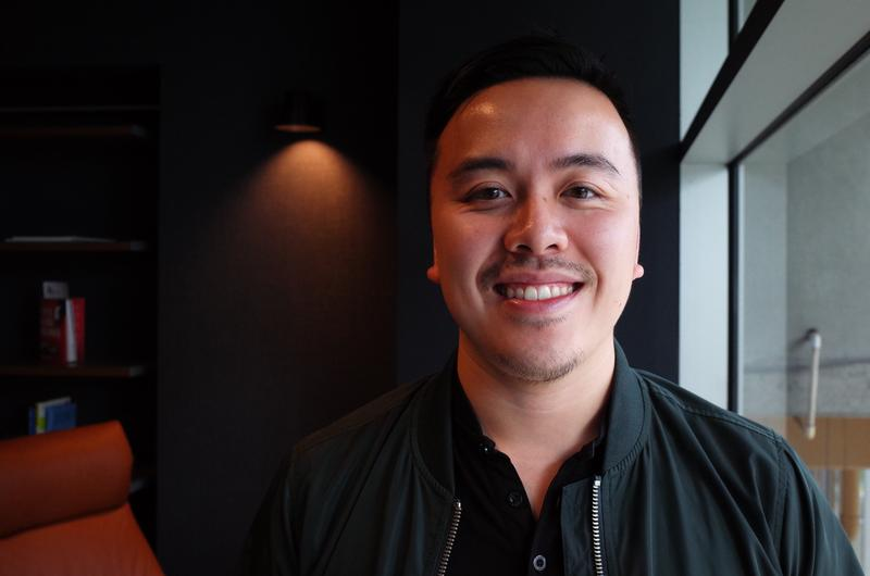 Justin Woo, organizer of the Blockchain NW conference and co-founder of local startup Blocknauts.