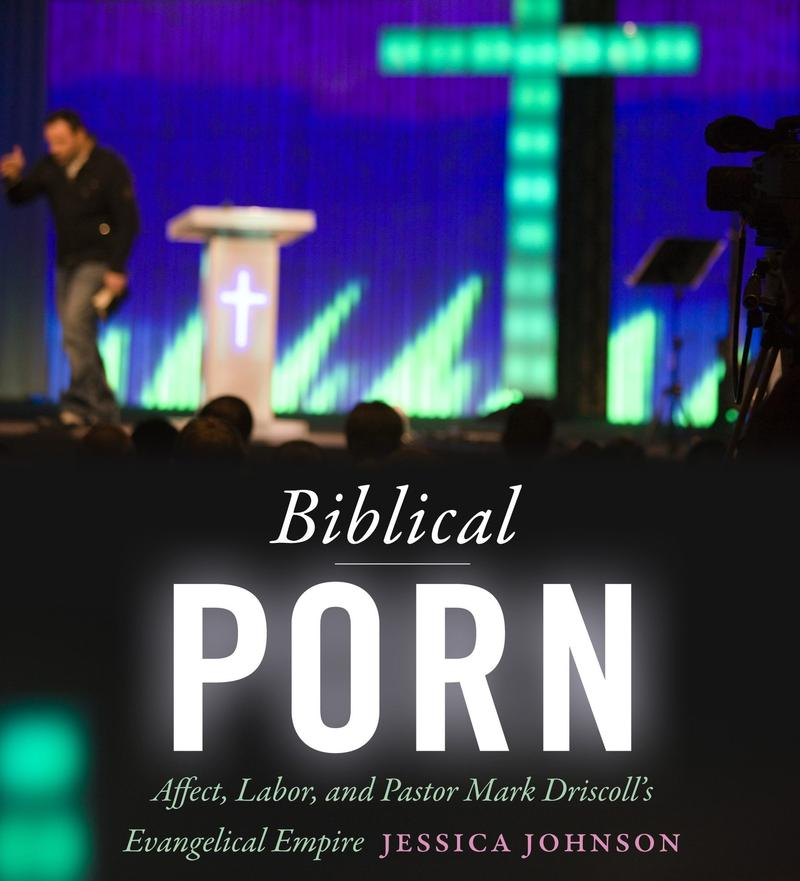 Jessica Johnson's 'Biblical Porn'