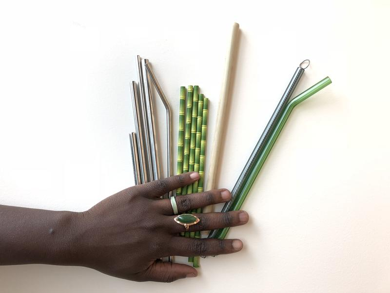 One of these sustainable straws might be in your future.