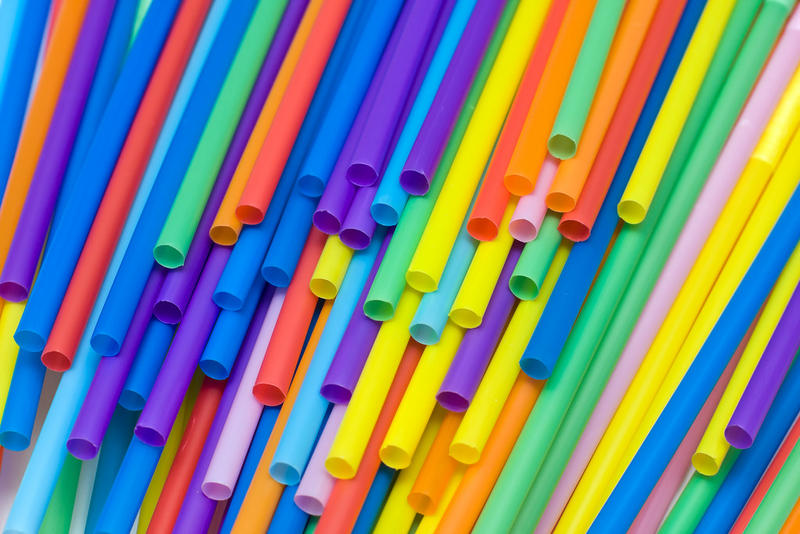 Single use plastic straws are optional to many, but can be critical for people with certain disabilities.
