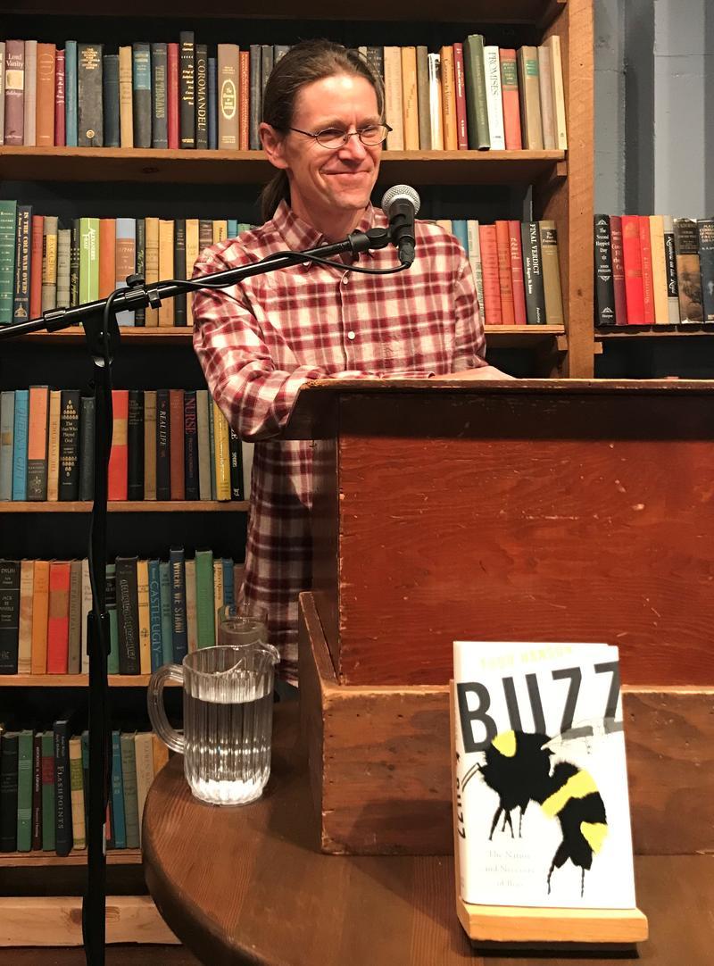 Thor Hanson at The Elliott Bay Book Company