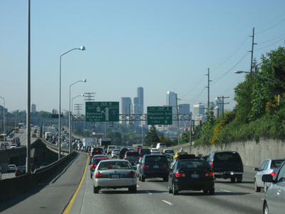 Rush Hour A Map Of Puget Sound S Worst Traffic Kuow News And