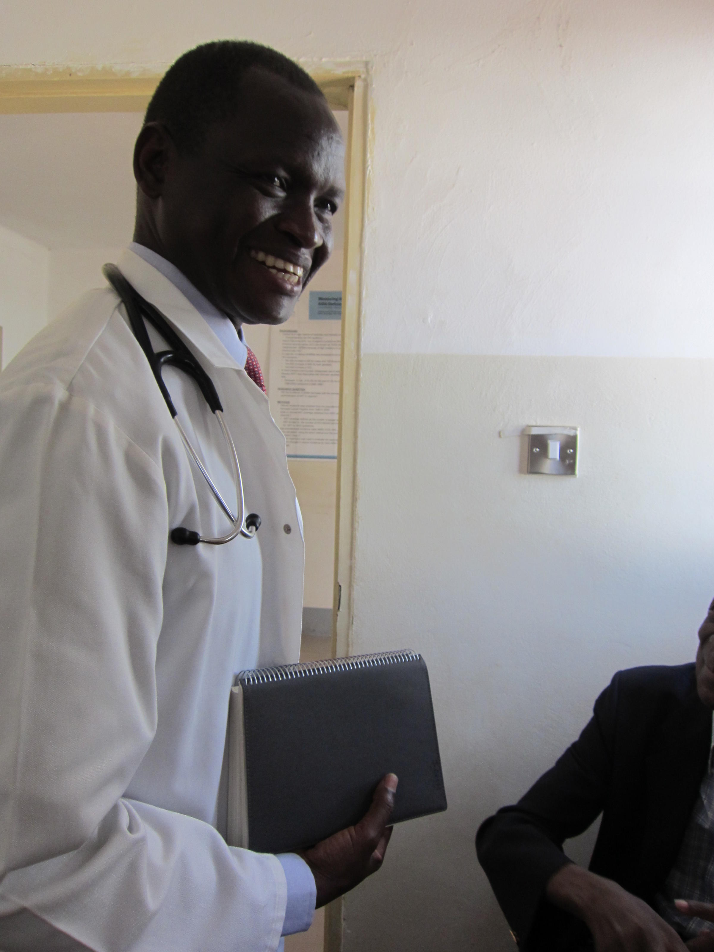 Seattle Doctor Takes Cancer Treatment To Developing World