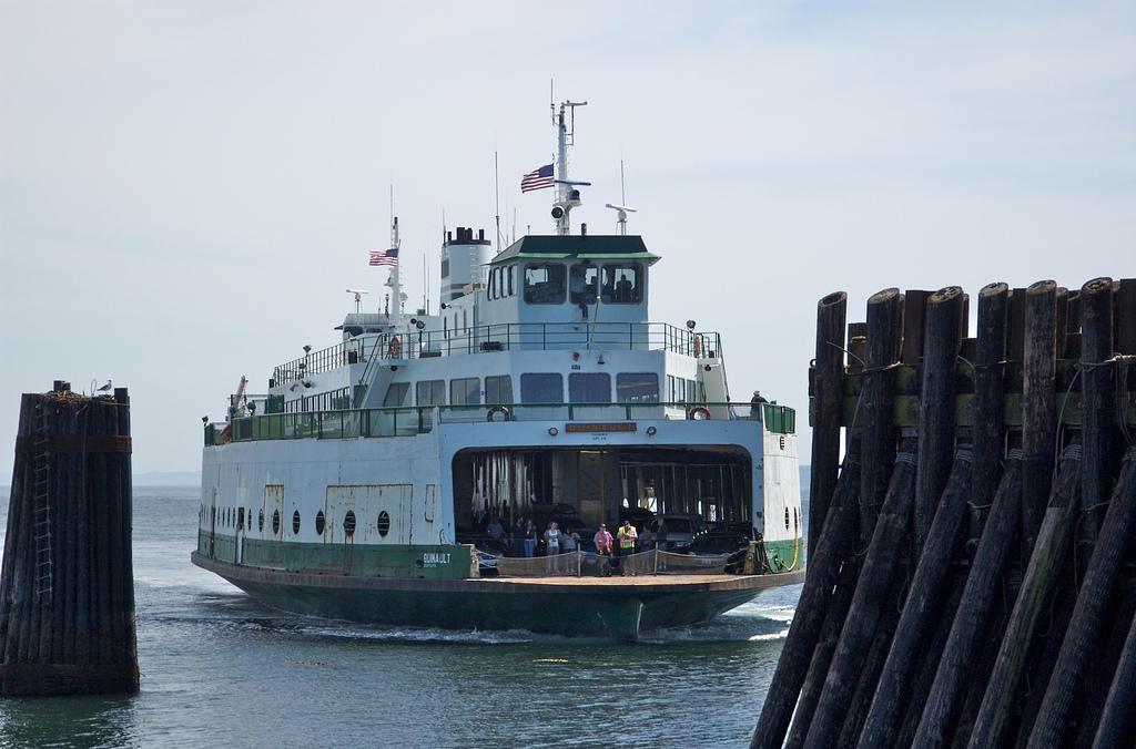 Washington Island Ferry Schedule