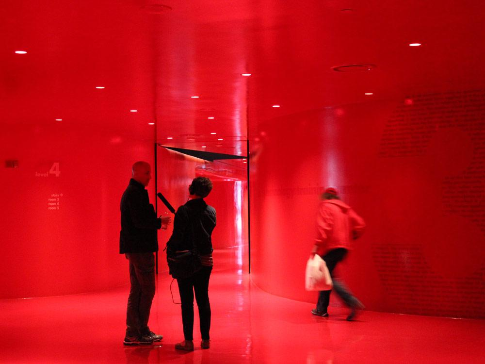 Images Of Rooms Painted Red