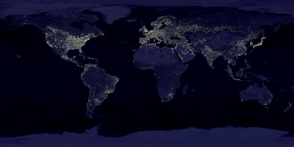Darkest Places In The Us Map Bestinthesw - Darkest-places-in-the-us-map