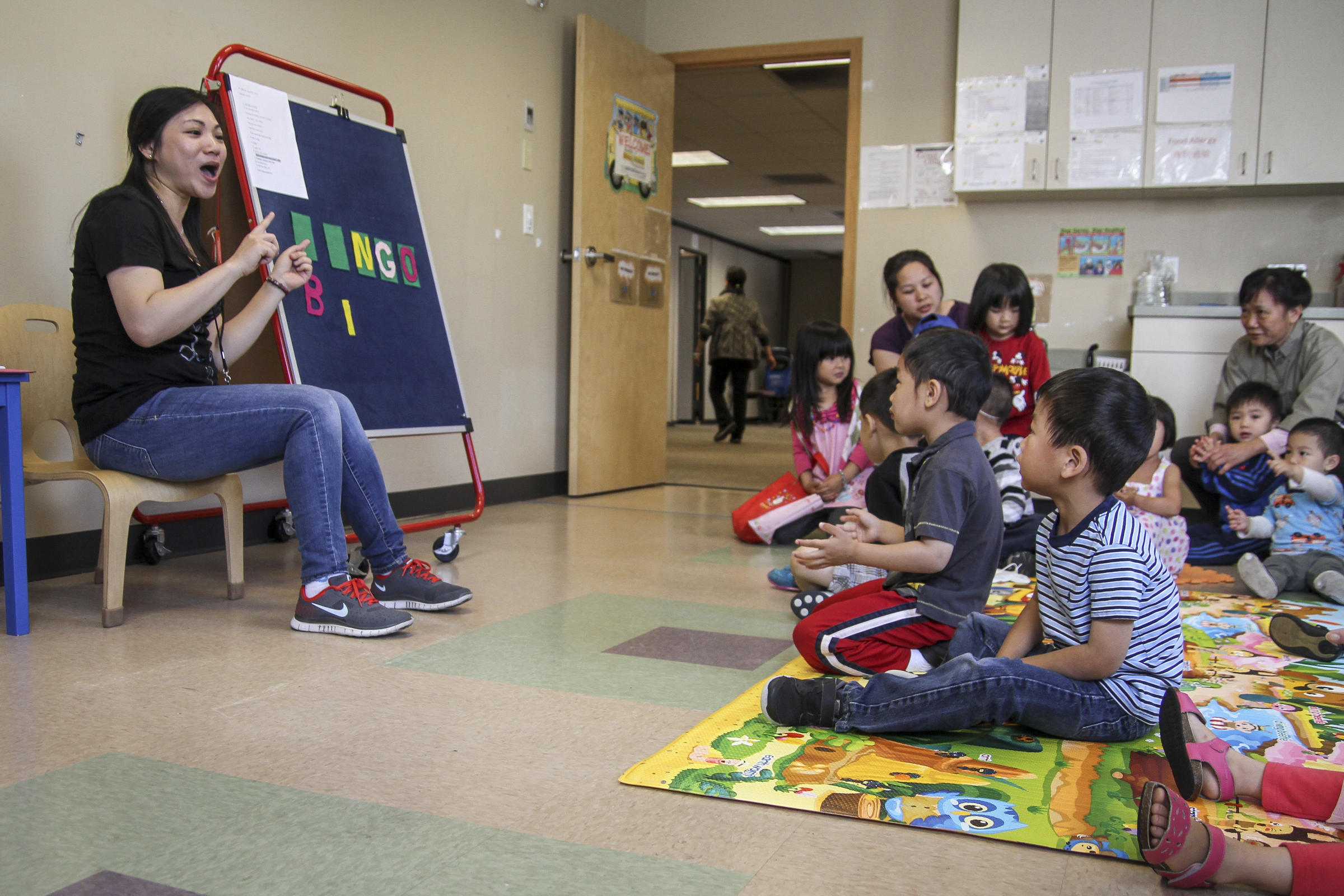 The Preschool Edge Why It Matters Kuow News And Information