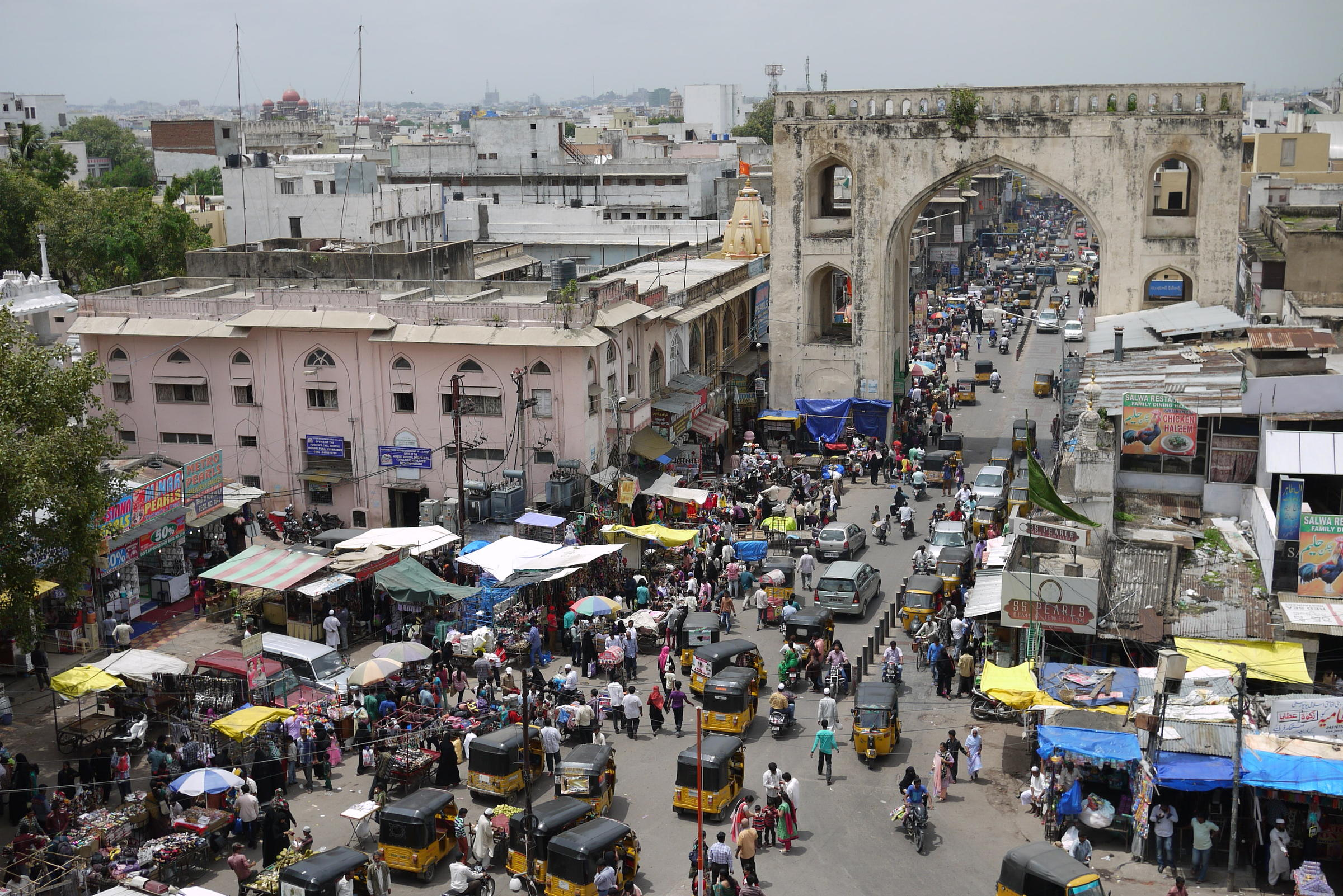 Hyderabad India  city photo : Hyderabad, India: Seattle's Tech Sister Of The East | KUOW News and ...